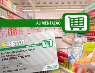 Cartão Alimentação ACCredito