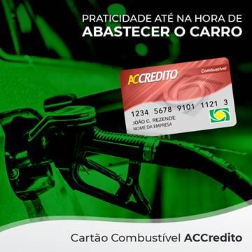 Cartão Combustível ACCredito