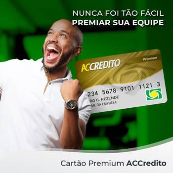 Cartão Premium ACCREDITO